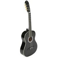 TORRES CG851-BLK Siyah Klasik Gitar (Kılıf Hediyeli)