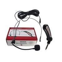 Gold Audio Acs-300 Kablolu Headset Mikrofon