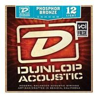 Jim Dunlop 12-54 Phosphor Bronze Akustik Gitar Teli
