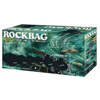 RockBag RB-22902 B Davul Çanta Seti
