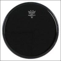 Remo Ba0812es 12'' Black Suede Ambassador Deri