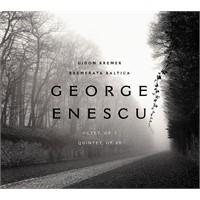 George Enescu - Octet, Op. 7 - Quintet, Op. 29 Cd