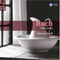Bach - Cello Suites - 2 Cd