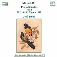 Mozart - Piano Sonatas Vol. 1 (Cd)