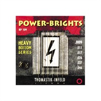 Thomastik Infeld Gitar Aksesuar Elektro Power-Brights Tel Thomastik Infeld Rp109