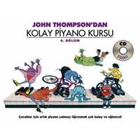 John Thompson Dan Kolay Piyano Kursu 4