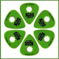 Star Picks Delrin Pick Green - 0,88 Mm Pena