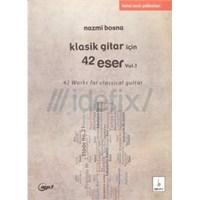 Klasik Gitar İçin 42 Eser 1+Cd Bmy-030