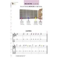 Çocuklar İçin Klasik Gitar Metodu Bekir Küçükay