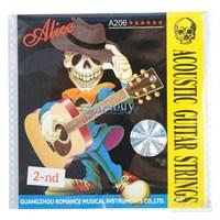 Alice Akustik Gitar Tel Tek 2 No (Si) A206-2