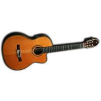 Valencıa Ccg1 Elektro Klasik Gitar +Kılıf
