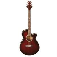 Ashton Sl29Ceqbk Elektro Akustik Gitar