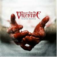 Bullet For My Valentine - Temper Temper (CD)