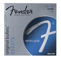 Fender Original Bullets Pure Nickel 3150L 9-42