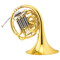 Jupiter JHR-852L Double Korno (Gold Lacquer)