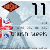 Rotosound BS11 İngiliz Çeliği Elektro Gitar Teli