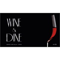 Various Artists - Wine & Dine (4 CD)
