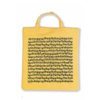 Viennaworld Notalı Çanta Sarı