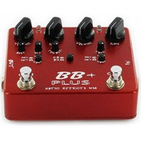 Xotic BB Plus - Booster/Overdrive Pedalı