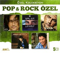 Pop&Rock Özel Koleksiyon (5 CD)