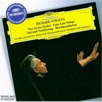 Herbert Von Karajan - Strauss,R.: Four Last Songs