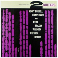 Kenny Burrell And Jimmy Raney - 2 Guitars