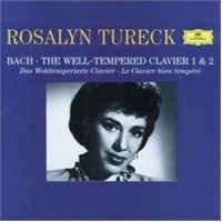 Rosalyn Tureck - Bach: Well-Tempered Clavier 1 And 2 (4 Cd)