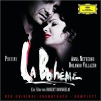 Soundtrack Performed By Netrebko And Villazon - Puccini :La Boheme