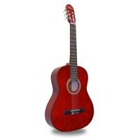 Manuel Raymond MRC375 Klasik Gitar (Kırmızı)