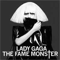 Lady Gaga - The Fame Monster (Deluxe Edt.)
