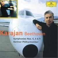 Herbert Von Karajan - Beethoven: Symphonıes Nos:5-6-9