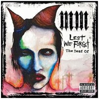 Marılyn Manson - Lest We Forget The Best Of (Import)