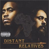 Nas And Damian Jr. Gong - Distant Relatives