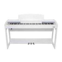 Gewa Alman Yapımı Beyaz Dijital Piyano Dp120 G