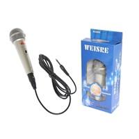 Weisre Dm-401 Kablolu Mikrofon