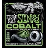 Ernie Ball P02736 45-130 Cobalt Bas Gitar Teli (5)