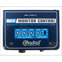 Radial Radial Engineering Mc3 - Monitör Kontroller