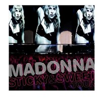 Madonna - Sticky And Sweet Tour (DVD+CD)