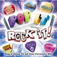 Pop It Rock It (cd+dvd)
