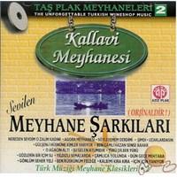 Meyhane Şarkıları 2 (kallavi Meyhanesi) (cd)