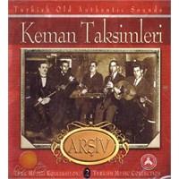 Keman Taksimleri 2 (arşiv 2) (cd)