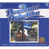 Greek Tavern Nights - Bouzoukı Rebetıka