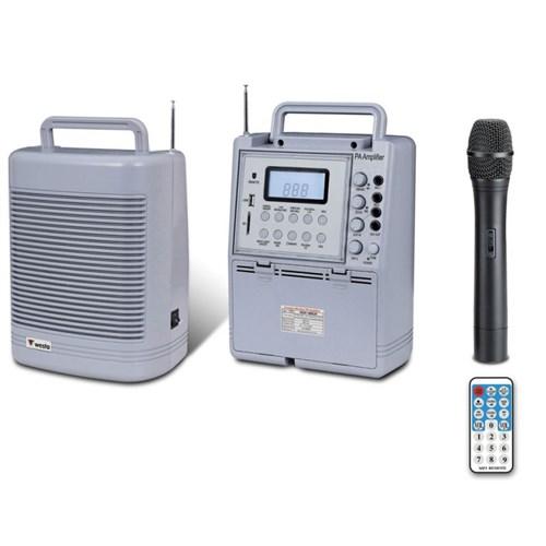 Westa Taşınabilir Anfi 60W El Mikrofonlu