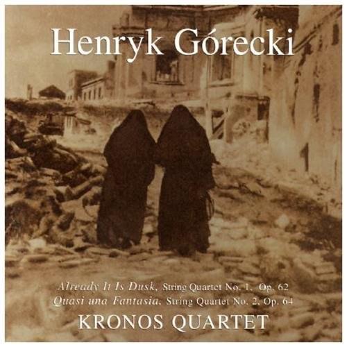 Henryk Gorecki - Already It İs Dusk Cd