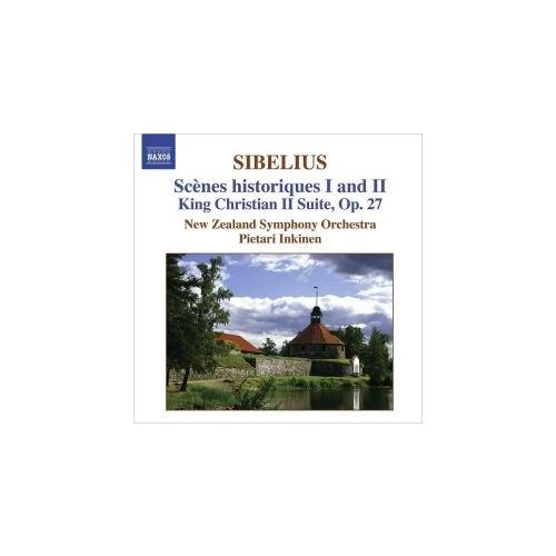 Sibelius - Scenes Historiques I And Iı (Cd)