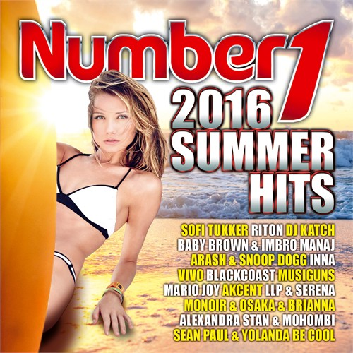 Number 1 - Summer Hits 2016