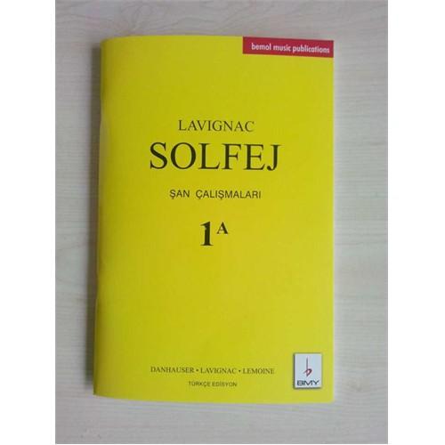 Lavignac Solfej Şan Çalışmaları 1A