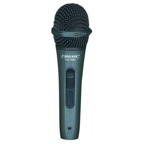 Fugue Fm198A Dinamik Mikrofon Kutulu