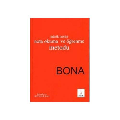 Bona Nota Okuma Eğitim Kitabı