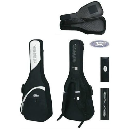 Gewa Jaeger Akustik Gitar Gig Bag 4/4 8Mm